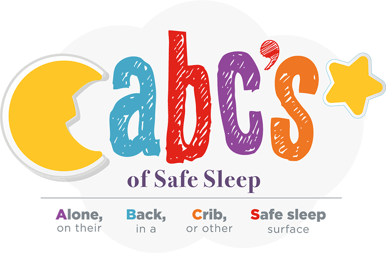 Learn the ABC'S of Safe Sleep